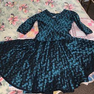 Dresses & Skirts - Gorgeous Handmade Sequined 2pc Top/Skirt 50s Dress
